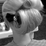 Smukt 50er hår.