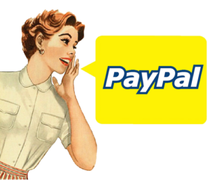 Betal med PayPal sikkert og nemt