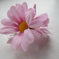 Lyserød dobbelt blomst