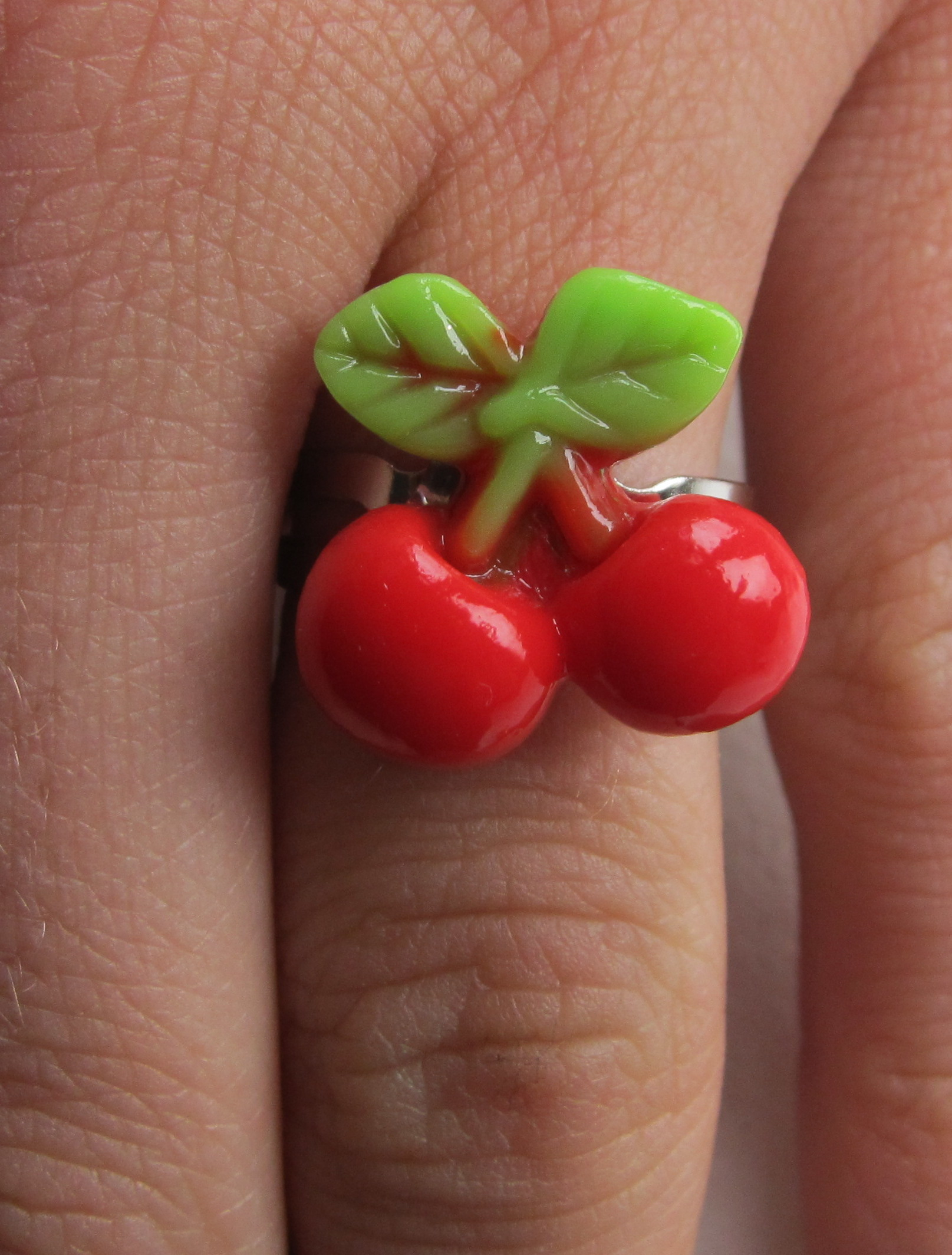 Kirsebær ring