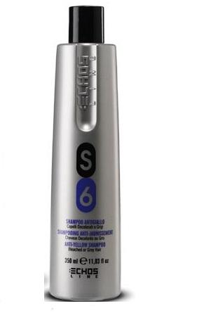 S6 ECHOS Silver shampoo/lilla shampoo