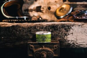 Oilcan grooming angels share styling paste